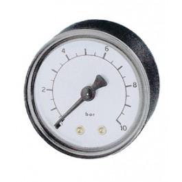 manometer Ø 63 mm, ABS, 16 bar, achter G1/8