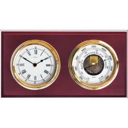 1486 klok en barometer