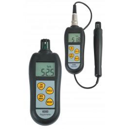 6000 & 6100 thermohygrometer