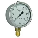 buisveermanometer, industrie, vloeistofgedempt