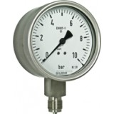 Solid Front manometer
