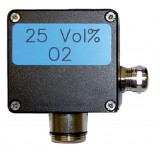 ZD 21 gasdetector/-zender zuurstof